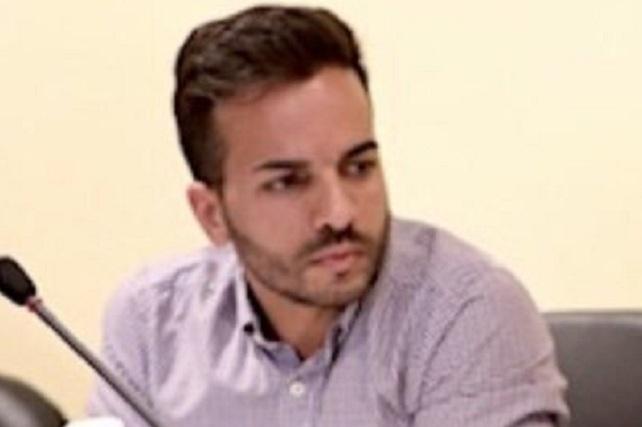Maicol Santana Araña, portavoz del PP de Mogán