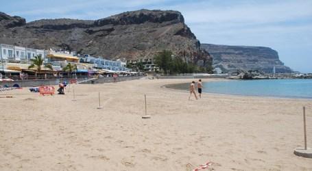 Playa de Mogán pierde la bandera azul y Amadores la mantiene