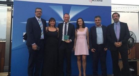 """Dunia González: """"El Premio Eolo nos anima a seguir avanzando en el modelo sostenible de energías limpias"""""""
