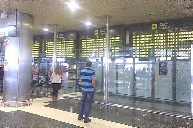 Aeropuerto de Gran Canaria, Llegadas