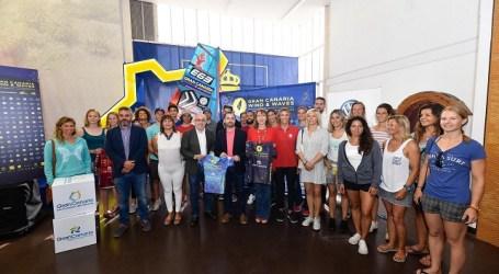 El Campeonato del Mundo de Windsurf iguala la cuantía de los premios de hombres y mujeres