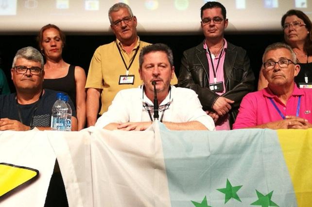 Daniel Casal y miembros del FSOC