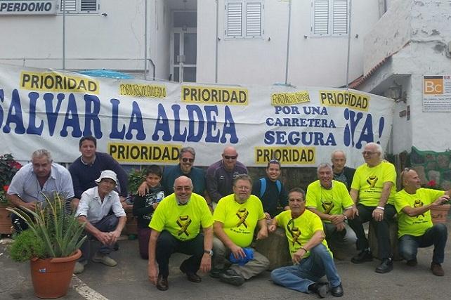 La Aldea, Roque Aldeano