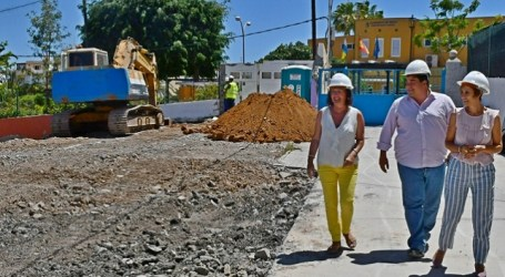 Las obras de la guardería de Arguineguín y del centro de adultos sufren nuevos retrasos