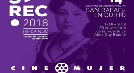 La XIV Muestra San Rafael en Corto, 'Cine y Mujer', recibe 455 obras de diferentes géneros visuales