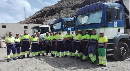 Los trabajadores de la recogida de basura denuncian irregularidades en la revisión del convenio