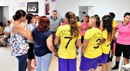 El CD Iregui femenino afronta su tercera temporada en Segunda División Nacional