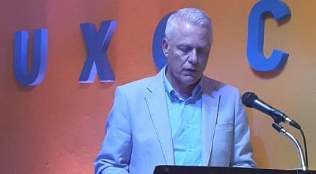 UxGC presenta a Paco Pérez candidato a la Alcaldía de San Bartolomé de Tirajana