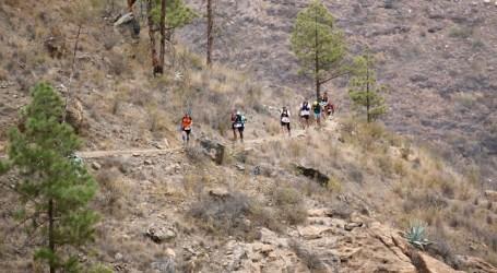 Mogán y San Bartolomé de Tirajana, territorio compartido por la 'Acebuches Trail' 2018