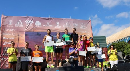 Gerardo Domínguez y Laura Van Den Beucken ganan la XII Media Maratón Alcalde Camilo Sánchez