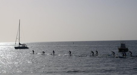 Hönscheid y Lavoisei se proclaman campeones de Europa de Paddle Surf de Larga Distancia