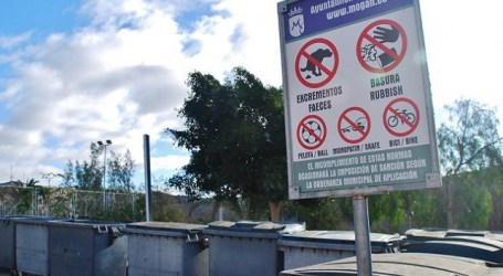 Onalia Bueno (Ciuca) sube la tasa de basura en hasta un 240%