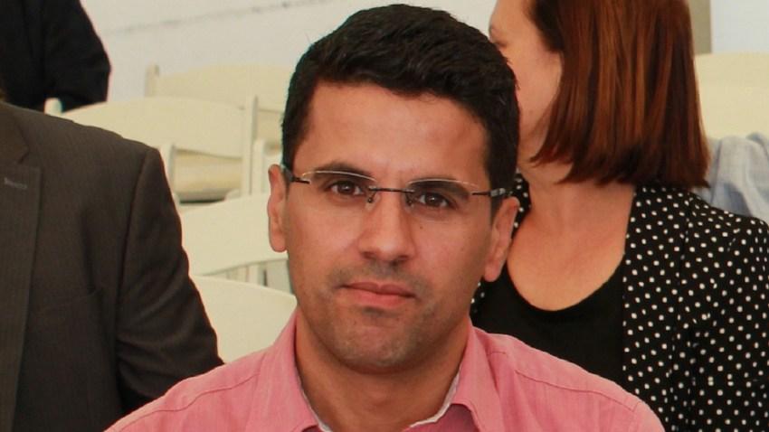 NC, Samuel Henríquez, candidato
