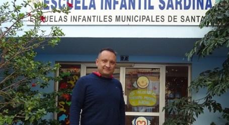JxGC STL propone abrir la escuela infantil de Sardina y la Ciudad infantil