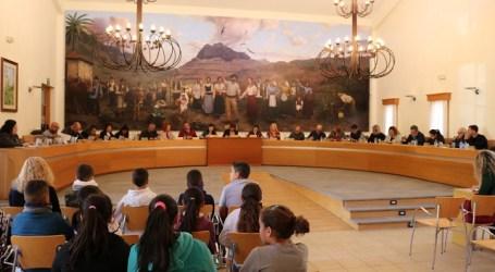 El pleno de Santa Lucía aprueba rebajar el IBI a las familias numerosas con menos ingresos