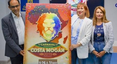 El Carnaval Costa Mogán 2019 nos trasportará a África