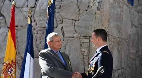 Francia otorga la Medalla Militar al vecino de Arguineguín Michel Dadone