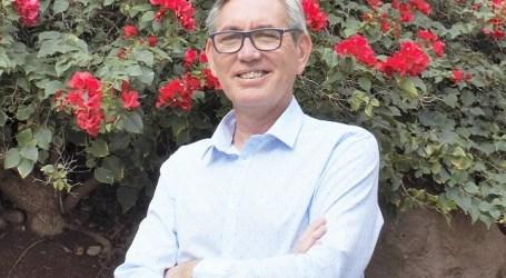 Sixto García encabezará la lista de Ciudadanos al Ayuntamiento de Santa Lucía de Tirajana