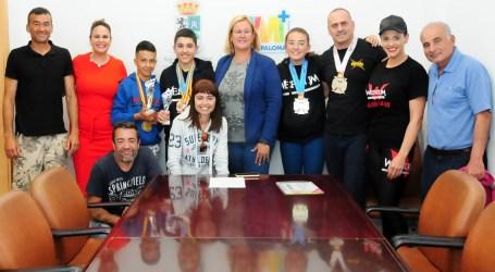 Éxitos nacionales de cuatro deportistas de San Bartolomé de Tirajana en Jiu Jitsu Brasileño