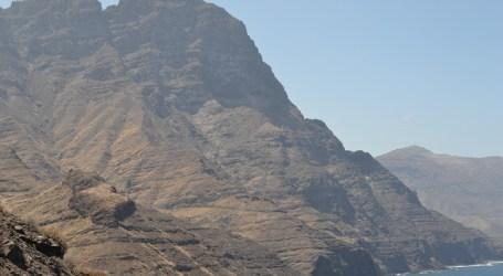 Roque Aldeano teme desprendimientos en Faneque por las obras Agaete-El Risco