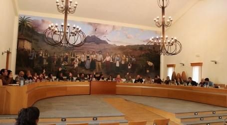 El pleno de Santa Lucía aprueba el V Plan Local de Igualdad de Oportunidades para Mujeres y Hombres