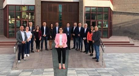 """Inés Rodríguez (Cs): """"San Bartolomé de Tirajana necesita un cambio, y solo puede ser posible con un gobierno de Ciudadanos"""""""