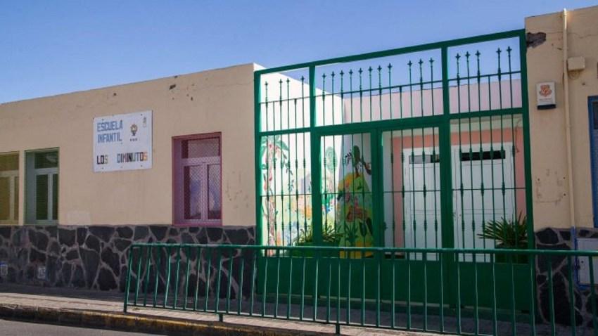 Escuela infantil en El Tablero