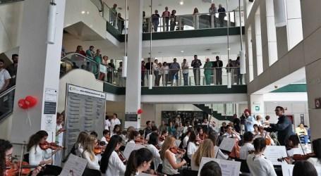 La Agrupación de Cuerda de la Academia de la OFGC actuará en los hospitales Insular, Materno y Negrín