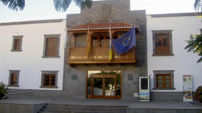 Ayuntamiento de San Bartolomé de Tirajana, Tunte