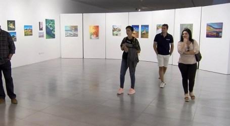 La Escuela de Pintura de Ingenio cierra el curso con una exposición