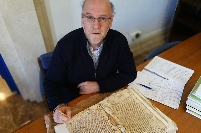 Jesús Rodríguez Calleja, historiador