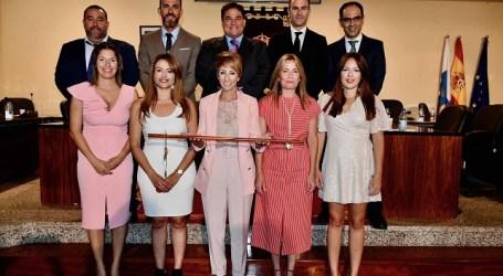 Onalia Bueno revalida la Alcaldía en Mogán
