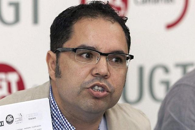 UGT Canarias quiere a Ángel Victor Torres de Presidente