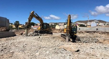 La Plataforma de Afectados por el aparcamiento de Arguineguín exige soluciones al Ayuntamiento de Mogán