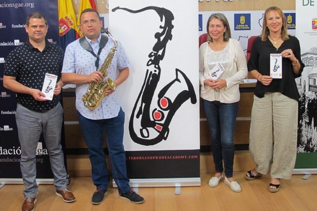 Festival Internacional de Saxofón y Jazz 'Villa de Teror' 2019