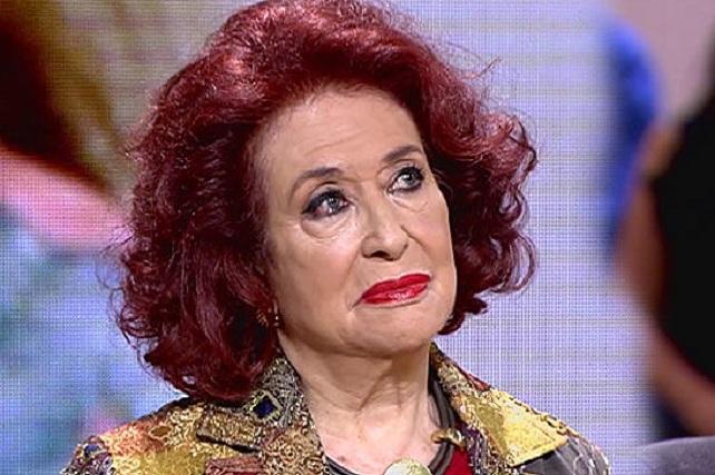 Lidia Falcón, en Cuatro TV