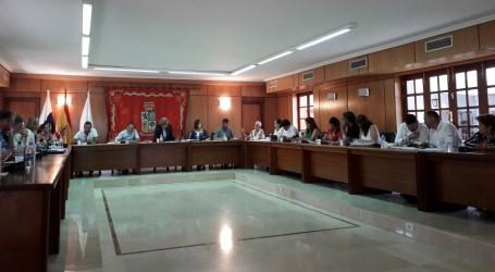 El Pleno aprueba un convenio con el Cabildo para la utilización de las listas de reserva de personal