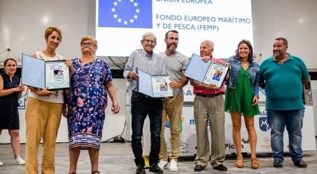 Mogán homenajea la trayectoria marinera de tres vecinos en su III Feria del Atún y el Mar