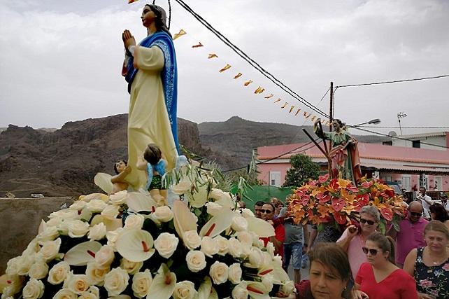 Fiestas de Barranquillo Andrés y Soria