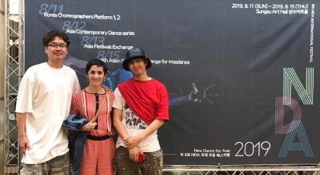 Masdanza exporta a Asia el festival canario por cuarto año consecutivo