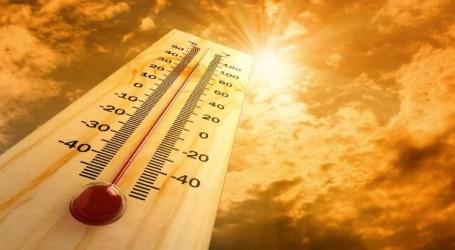 Riesgo para la salud por altas temperaturas en el sur y sureste de Gran Canaria
