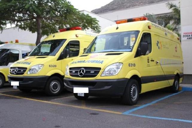 Ambulancias Canarias