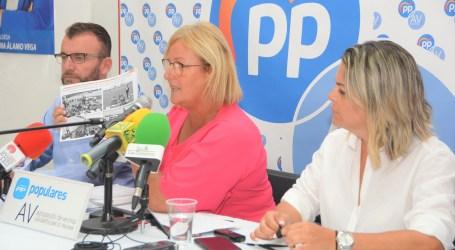 """La oposición denuncia que el cuatripartito tirajanero """"está creando alarma social y empresarial"""""""