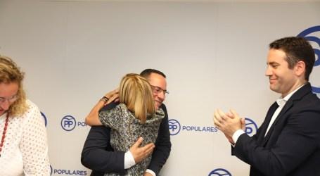 Poli Suárez elegido presidente del Partido Popular de Gran Canaria por unanimidad