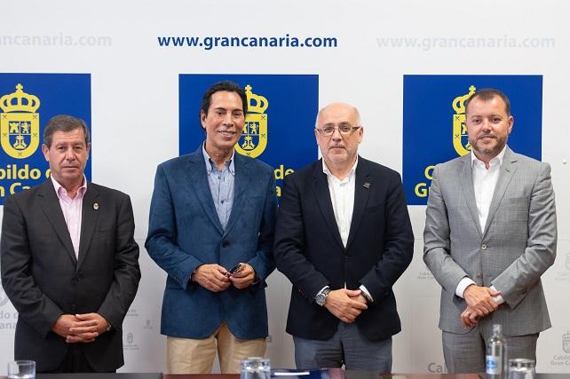 Cumbre de mi Gran Canaria, José Vélez