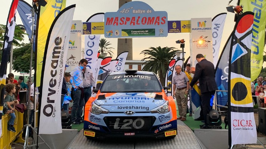 Rallye de Maspalomas, Lemes-Rosario