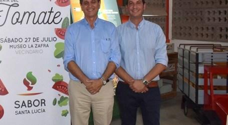 Santiago Rodríguez nombra al concejal Marcos Rufo primer teniente de alcalde