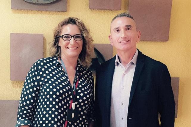 Sitca, Antonio Rodríguez y Elizabeth