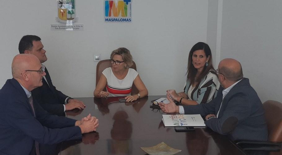 Ayuntamiento San Bartolomé de Tirajana - ONCE