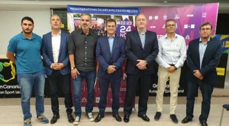 La GC Media Maratón Alcalde Camilo Sánchez traslada la carrera infantil a la zona de la Karpa